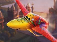 Disney Planes Slide Puzzle