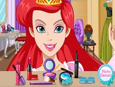 Disney Princess Makeup Make Up Games
