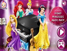 Disney Princesses Music Party 2