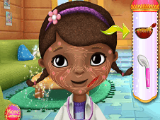 Doc Mcstuffins Skin Care