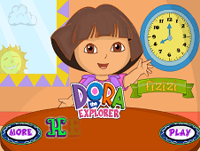 Dora Explorer Healty Food