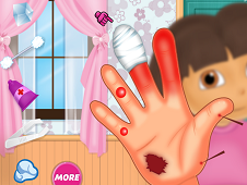 Dora Hand Emergency
