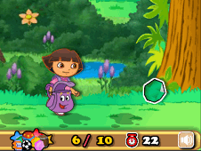 Dora Item Catch