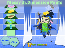 Dr Dimensionpants Messy