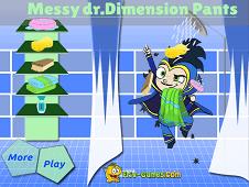 Dr Dimensionpants Messy