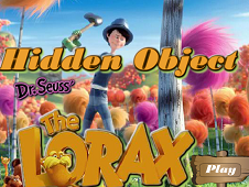 Dr Seuss The Lorax Hidden Objects