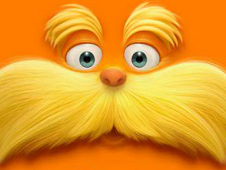 Dr. Seuss The Lorax 6 Diff