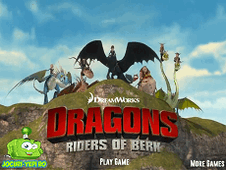 Dragons Riders of Berk Differences