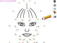 Draw My Barbie