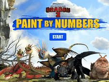 Dreamworks Dragons Coloring
