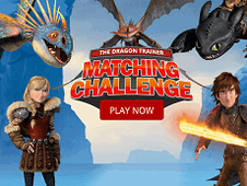 Dreamworks Dragons Memory 2