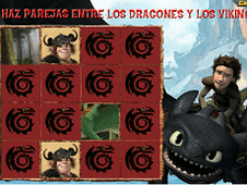 Dreamworks Dragons Memory