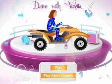 Drive With Violetta