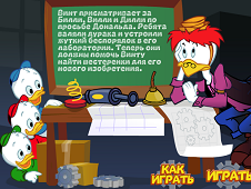 Duck Tales Invention