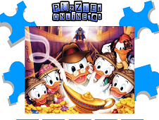 Duck Tales Puzzle