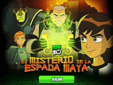 El Misterio De la Espada Maya