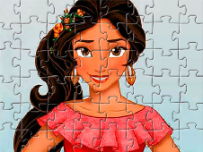 Elena of Avalor Puzzle 2