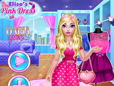 Ellies Pink Dress