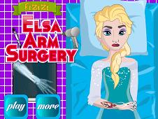 Elsa Arm Surgery