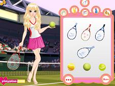 Elsa At Wimbledon