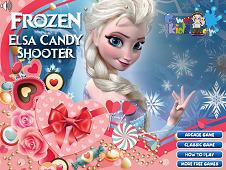 Elsa Candy Shooter