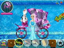Elsa Carriage Wash
