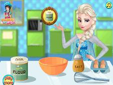 Elsa Cooking Classic Pound Cake