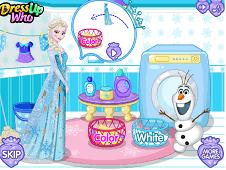 Elsa Dirty Laundry