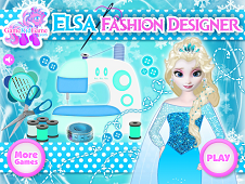 Elsa Fashion Designe