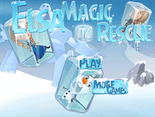 Elsa Magic Rescue