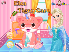 Elsa Tiger Care