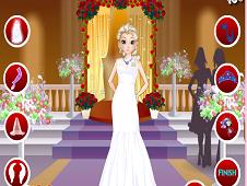 Elsa Wedding Prep