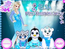 Elsas Pets Fashion Show