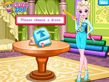 Elsas Prom Dress Design