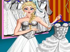Elsas Wedding Day