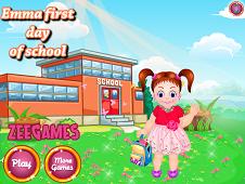 Emma School Day