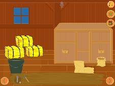 Escape from Barn