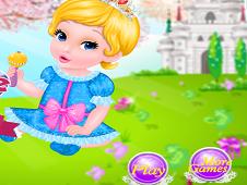 Fairytale Baby Cinderella Caring
