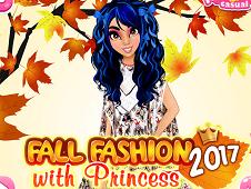 Fall Fashion With Princess