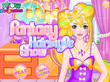 Fanasy Hairstyle Show