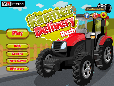 Farmer Delivery Rush