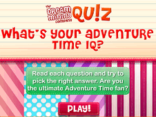 Finn and Jake Quiz