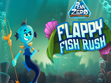 Flappy Fish Rush