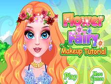 Flower Fairy Makeup Tutorial