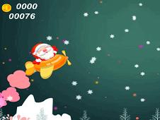Fly Santa