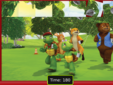 Franklin And Friends Puzzle