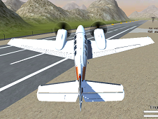 Free Flight Sim - Airplane Games