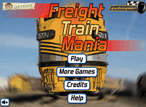 Freight Train Mania