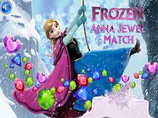 Frozen Anna Jewel Match