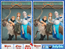 Frozen Fever 6 Diff